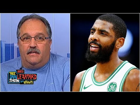 Video: Kyrie doesn't have same pull with Celtics teammates like LeBron did on Cavs - Stan Van Gundy