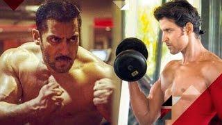 Salman Khan V/S Hrithik Roshan :The BIG FIGHT   Bollywood News