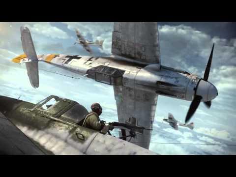 IL 2 Sturmovik  Battle of Stalingrad trailer