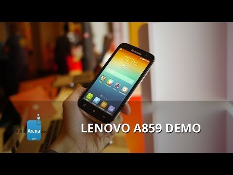 Lenovo A859 Price In The Philippines