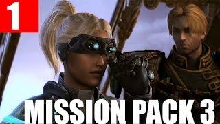StarCraft 2 Nova Covert Ops Mission Pack 3 Part 1 Walkthrough HD Ultra