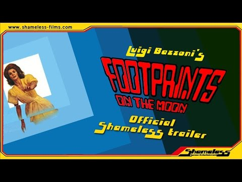 Luigi Bazzoni's Footprints On The Moon (1975) - Official Shameless Trailer - SHAM020