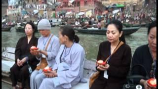 Hành Hương Chiêm Bái Phật Tích Tại Ấn độ - 2011 - Phần 3