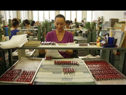 Victorinox Swiss Army Knife Production 2016 FRENCH