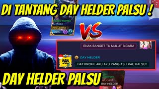 Video DAY HELDER PALSU VS DAY HELDER ASLI, YANG KALAH TUNJUKIN MUKA !! MP3, 3GP, MP4, WEBM, AVI, FLV Agustus 2019