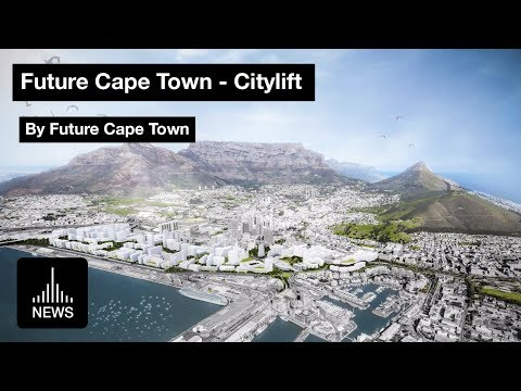 Future Cape Town - Citylift Waterfront Project