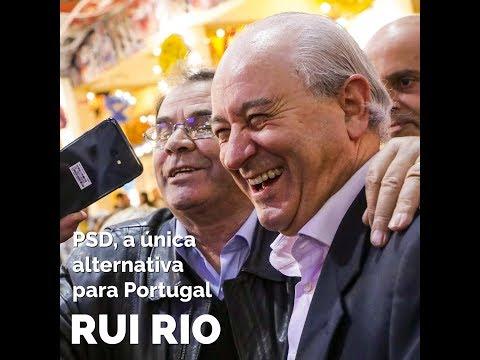PSD, a única alternativa para Portugal