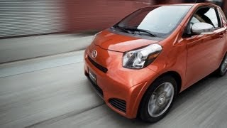 2012 Scion IQ Drive And Review