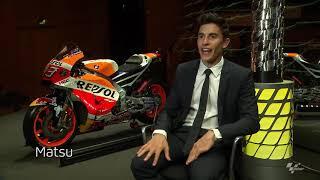 Video Interview with Marc Márquez, 2017 MotoGP World Champion MP3, 3GP, MP4, WEBM, AVI, FLV November 2017