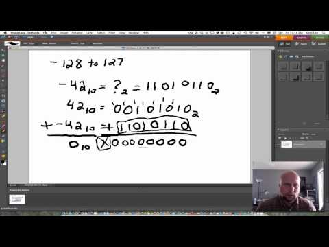 Unsigned - In this video I explain how signed integers (both positive and negative) can be represented in binary. Check out my book called