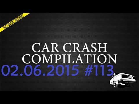 Car crash compilation #113 | Подборка аварий 02.06.2015
