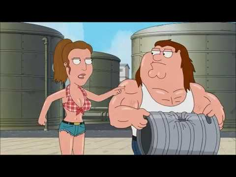 Family guy - Michael Bay's Peter Griffin gets fired (Part 1)