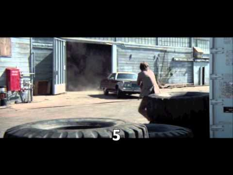 Magnum Force (1973) Clint Eastwood killcount