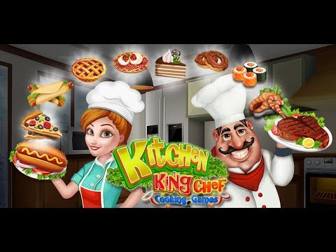 Kitchen King Chef Cooking - Android Game Play