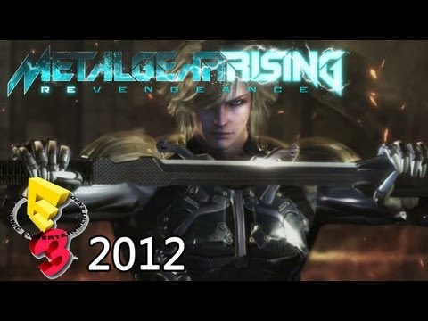 E3 2012 - Remember to select 720p HD◅◅ Konami revealed this E3 2012 trailer for Metal Gear Rising: Revengeance. Platforms: Playstation 3, Xbox 360 & PC Publisher: K...