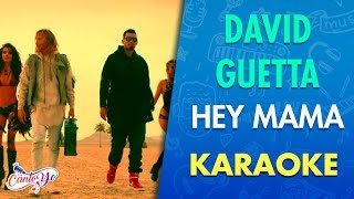 David Guetta - Hey Mama (Official Cantoyo video)