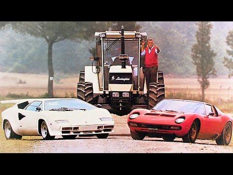 Tonino Lamborghini racconta Ferruccio Lamborghini (sub ENG)