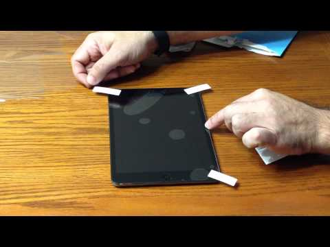 Ipad mini protector film фотка