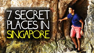 Video 7 Secret Places in Singapore You Never Knew Existed! MP3, 3GP, MP4, WEBM, AVI, FLV Agustus 2018