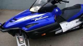 7. 2005 Yamaha RX Warrior