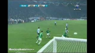Argentina vs Bolivia 1-1 Copa America 2011 [01-07-11]