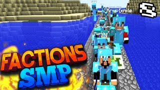 Minecraft Factions SMP S3 #8 - RALLY THE ARMY!!  (Private 1.8 Factions Server)