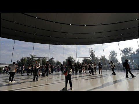 Employees Reportedly Keep Running Into Glass Walls In Apples Spaceship Campus_A héten feltöltött legjobb űrhajó videók