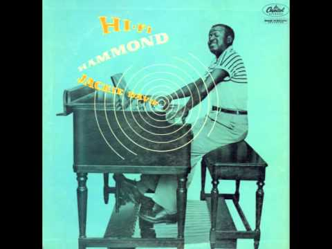 Jackie Davis – Hi-Fi Hammond