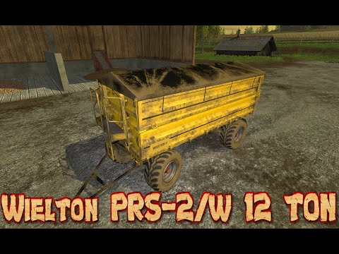 Wielton PRS-2/W 12 TON