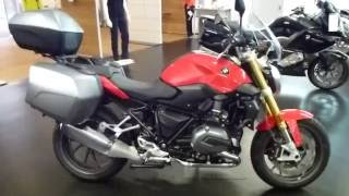10. 2017 BMW R 1200 R 125 Hp 200+ Km/h 124+ mph * see also Playlist