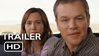 Nonton Downsizing Official Trailer #1 (2017) Matt Damon, Christoph Waltz Sci-Fi Movie HD Film Subtitle Indonesia Streaming Movie Download