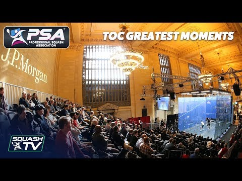 Squash: Greatest Moments - Tournament of Champions