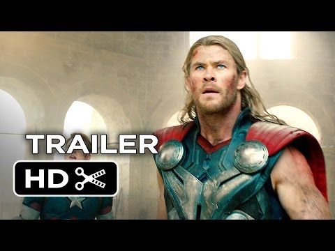 Avengers: Age of Ultron Official Trailer #2 (2015) - Avengers Sequel Movie HD thumbnail
