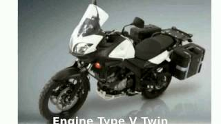 3. 2012 Suzuki V-Strom 650 ABS - Features, Specs - techracers