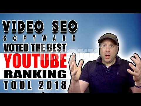 Video SEO Software Voted The Best Youtube Ranking Tool 2018