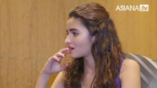 Asiana Interviews Alia Bhatt