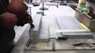 Bert Gruson – tailleur de pierre