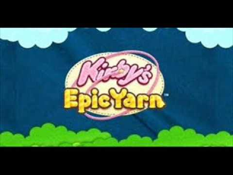 Kirby's Epic Yarn OST - Title Screen!