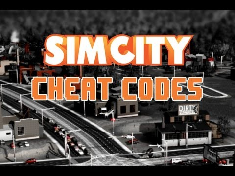 cheat codes for simcity societies pc