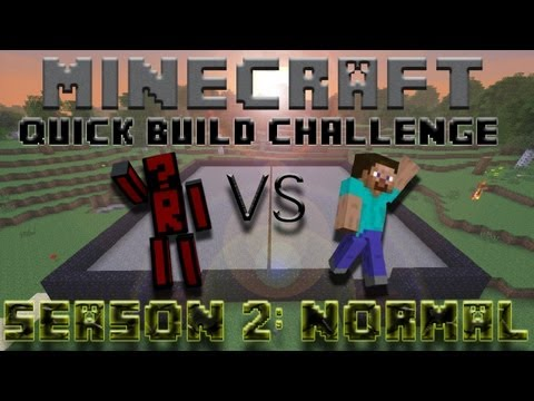 quick - This weeks topic is certainly difficult, especially given the no prep time and time limit, 2 competent builds however so I'm looking forward to this vote, en...