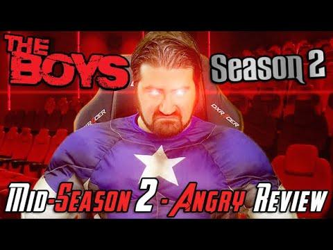 The Boys Season 2 - Angry Mid-Season Review