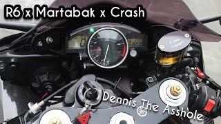 Video R6 | Beli Martabak, Tabrakan Beruntun Ducati Monster di Jakarta, Indonesia MP3, 3GP, MP4, WEBM, AVI, FLV Juli 2018