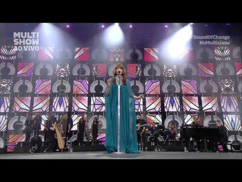 florence and the machine - Be sure to visit www.chimeforchange.org to see how you can support the cause and get involved!