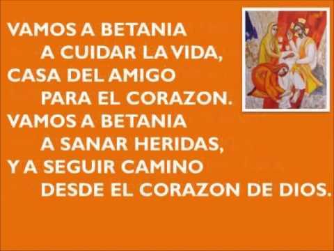 Betania - Germán Pravia