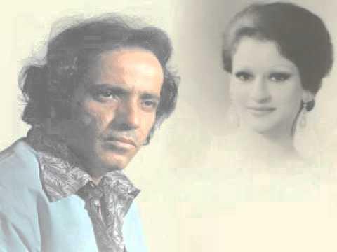 آه لو قابلتك من زمان - وردة الجزائرية - صوت عالي الجودة (видео)