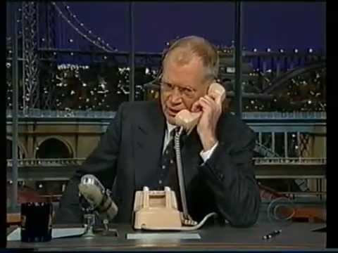 Late Show with David Letterman - Jan 19 2004