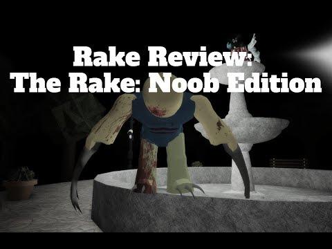 Rake Review 2 - The Rake Noob Edition (Roblox)
