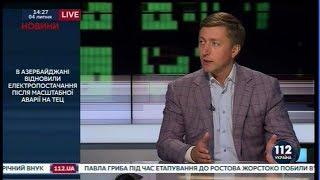 Сергій Лабазюк в ефірі
