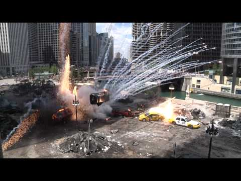 filming - From explosions and gun battles on Wacker Drive to parachutists plummeting from Trump Tower and celebrity sightings, the