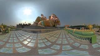 Nakhon Nayok Thailand  City new picture : Pano 360 - Phra Pikanet, Ganesha Park, Nakhon Nayok, Thailand
